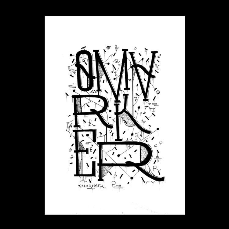 Untitled - omarker, graff, graffiti - omarker | ello