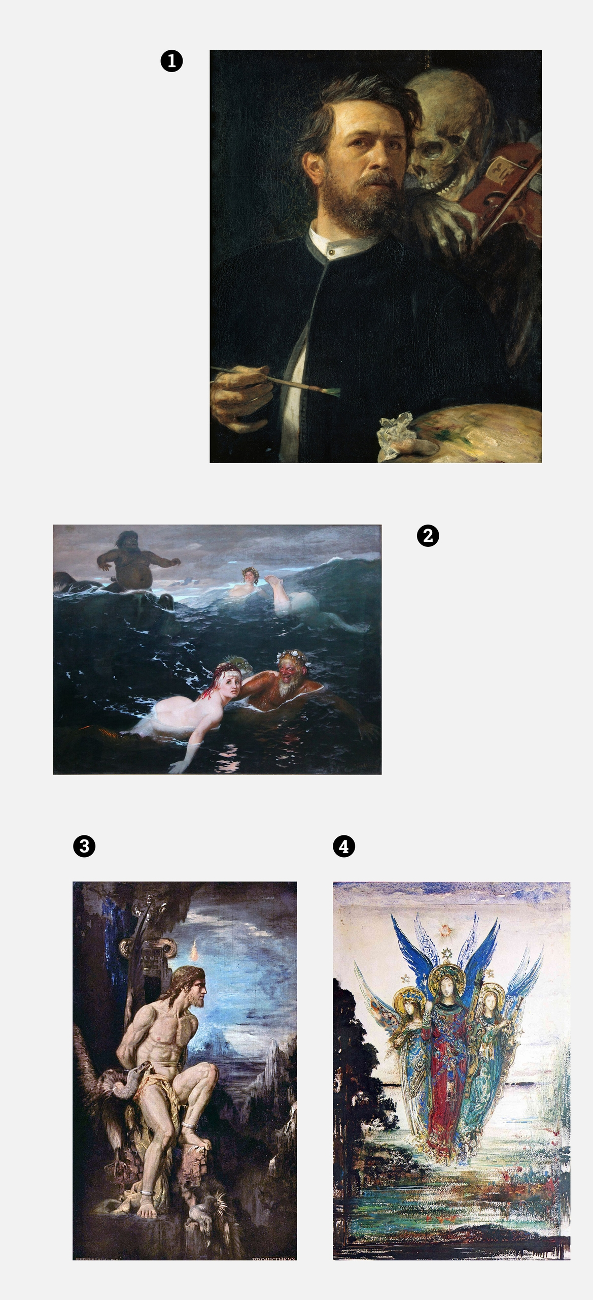 Symbolizm [moodboard]