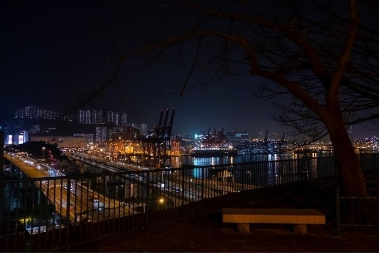 hk, hongkong, tsingyi, containerterminal - karlwong422 | ello