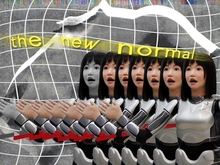 collage, paper, digital, human - verawhois | ello