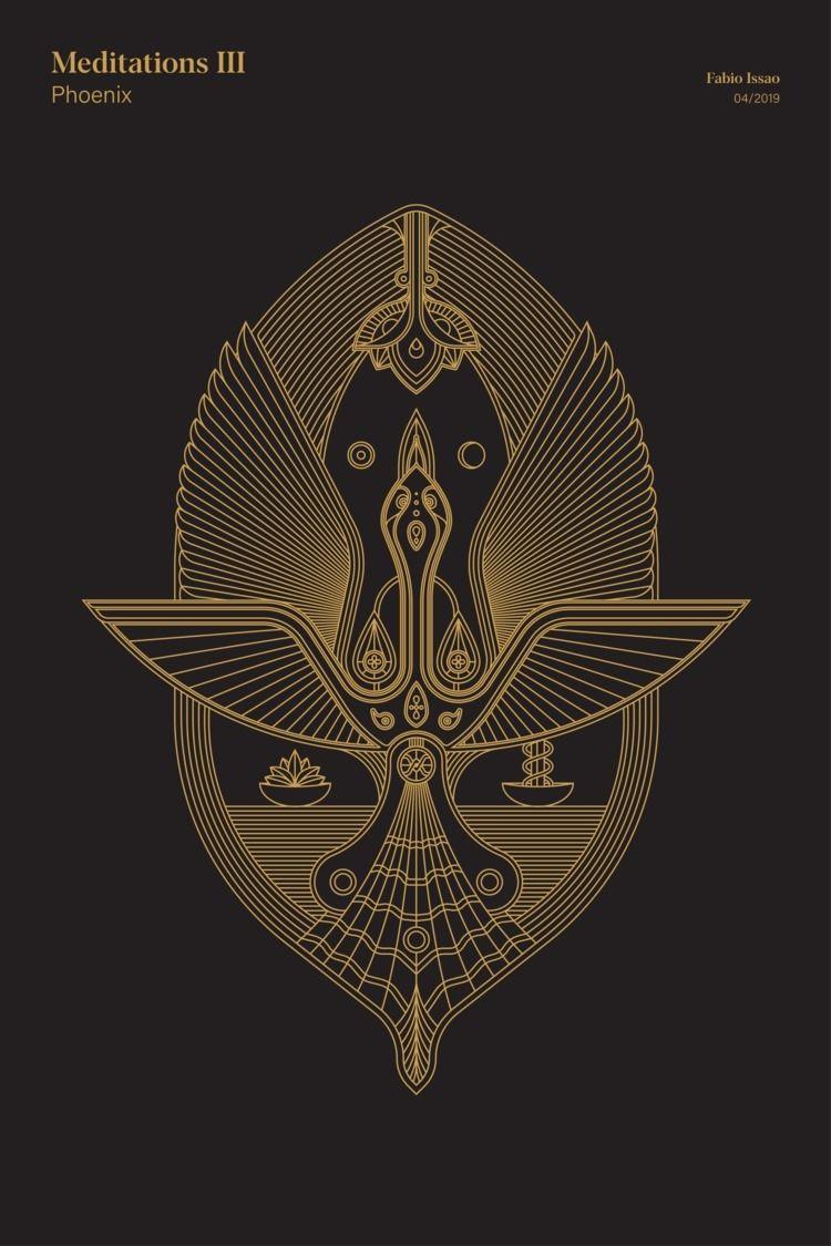 Kingdom – Meditations III: Phoe - fabioissao | ello