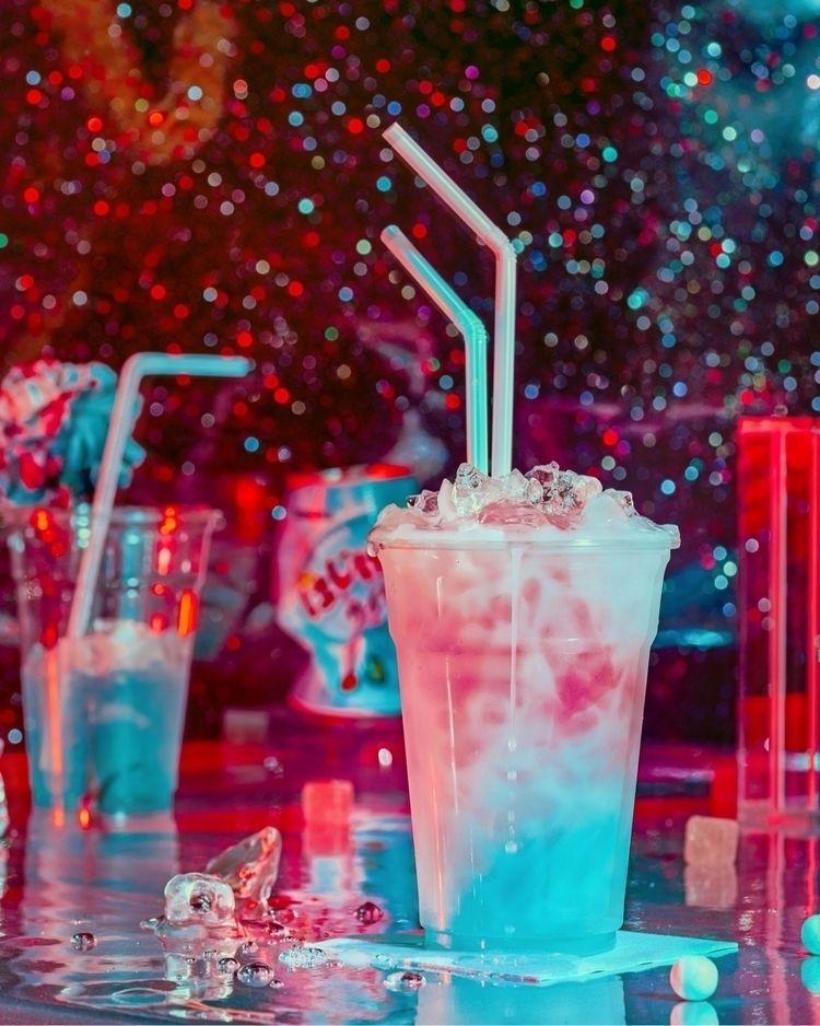 Tokyo night set - photography, neon - gabrielcabrera | ello