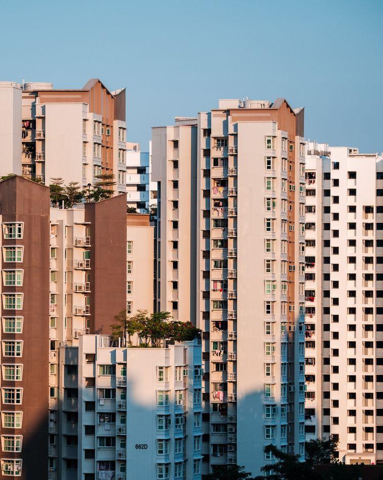 set HDB estates Punggol, Singap - yoluju   ello