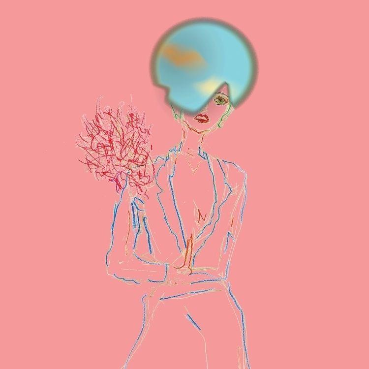 Poet Sanja Star | Digital colla - bysanjastar | ello