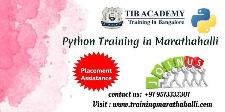 Start Career Python Training In - malavikatib | ello