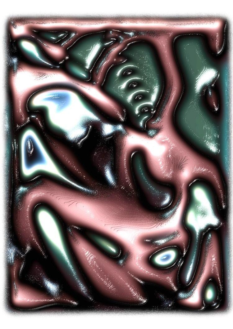 alien topography - texture, goo - escapescapes | ello