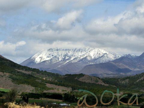 今週は綺麗な大山の空を見ることができました - okabonta | ello
