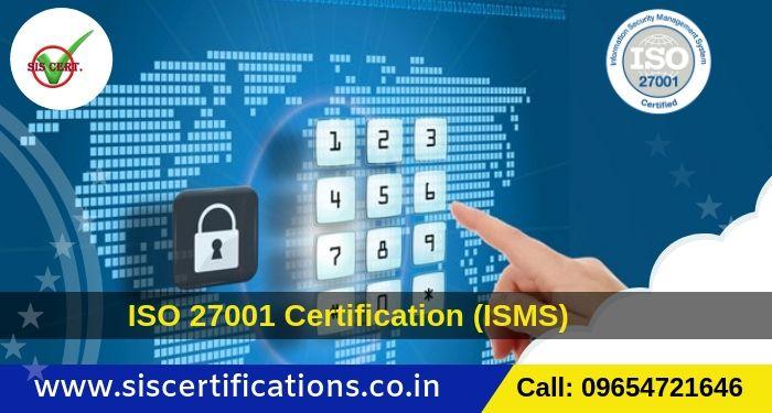 10 benefits ISO 27001 Certifica - siscertifications | ello