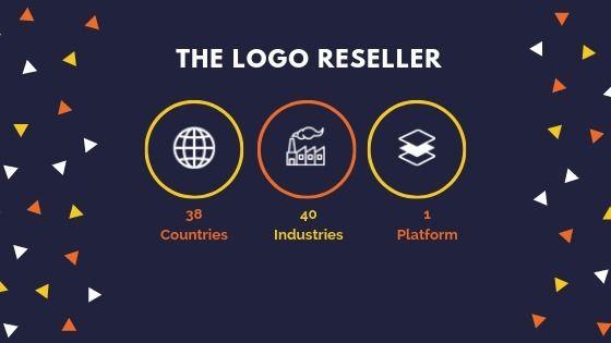 Logo Design Agency Reseller top - thelogoreseller | ello