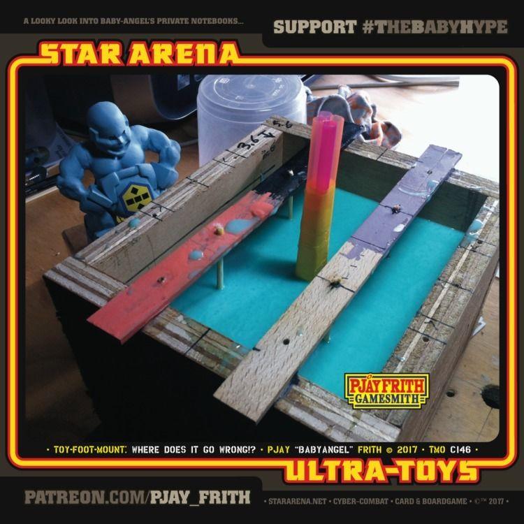Follow Play created - TheBabyHype: - stararena_game | ello
