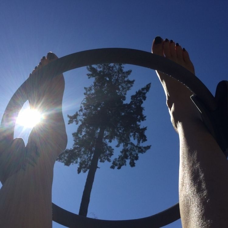 love magic circle!!! Pilates to - laurabalducci | ello