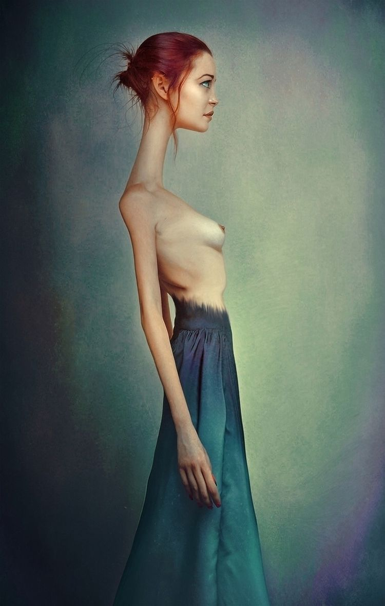 Photographer: Josh Austin Model - darkbeautymag | ello