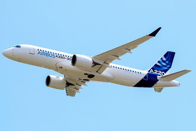 Airbus A220-300 (100) Sale. Ful - iccjet | ello