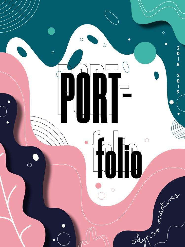 PORTFOLIO | Calypso Martinez -I - chihipso | ello
