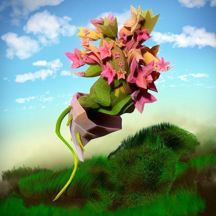 Lemme happy Spring - andyneapolitan | ello