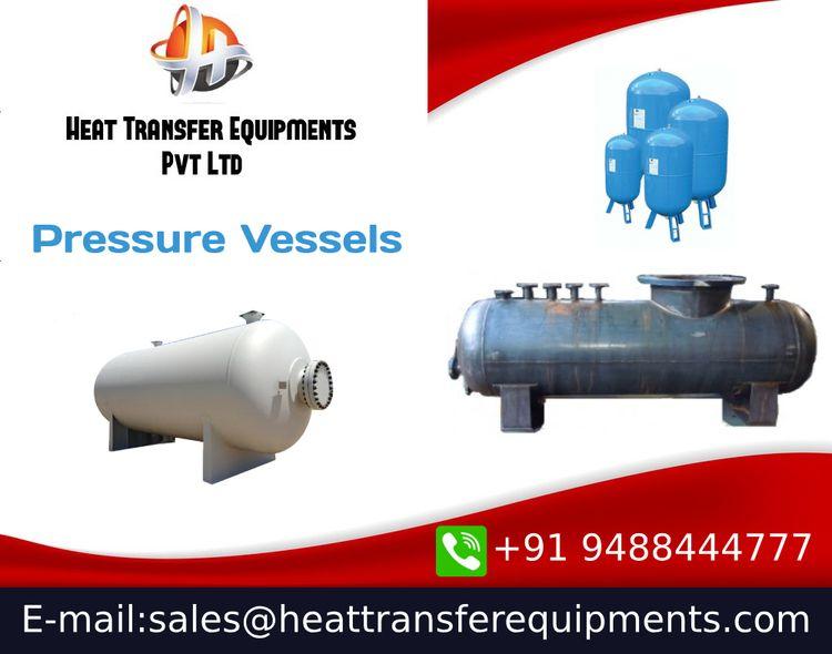 Pressure Vessel Manufacturer pr - heattransfer | ello