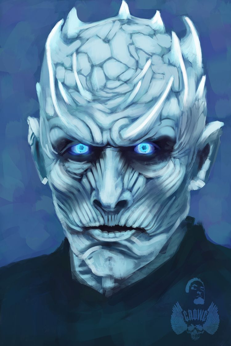 Night King - samuelcrowe | ello