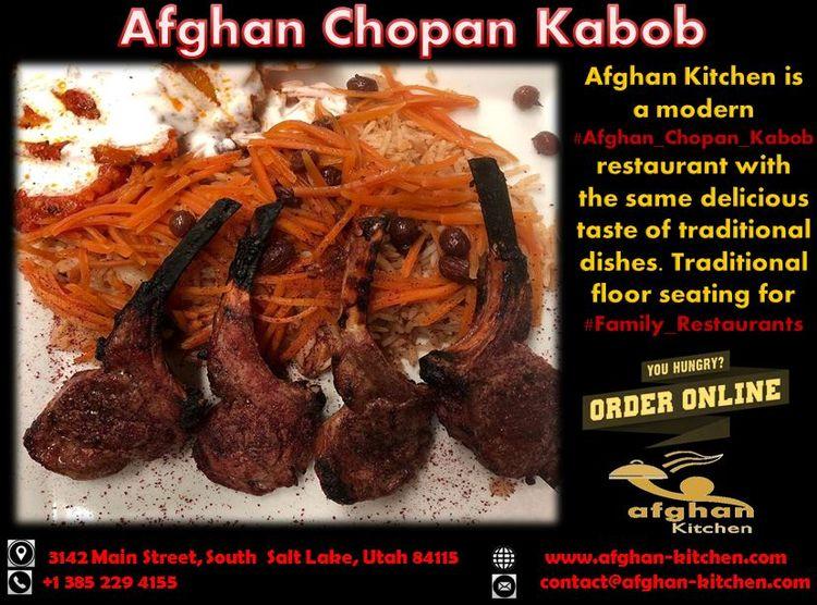 Homemade Food Restaurant | Midd - afghankitchen | ello