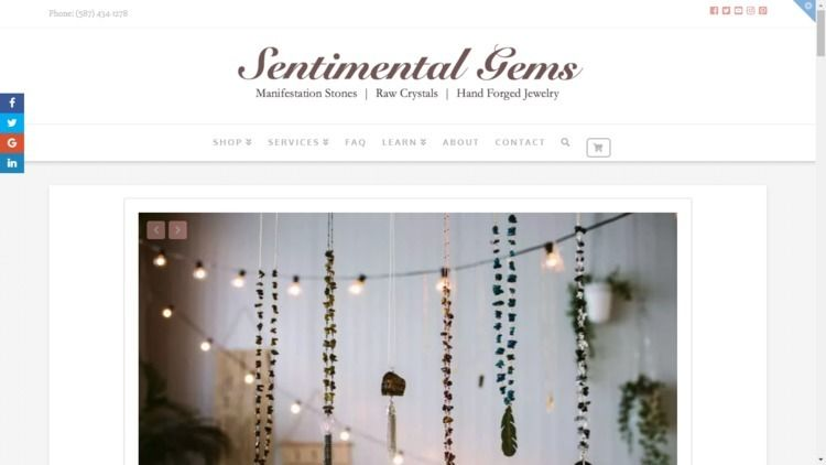 Sentimental Gems coupon codes?  - amelinda1 | ello