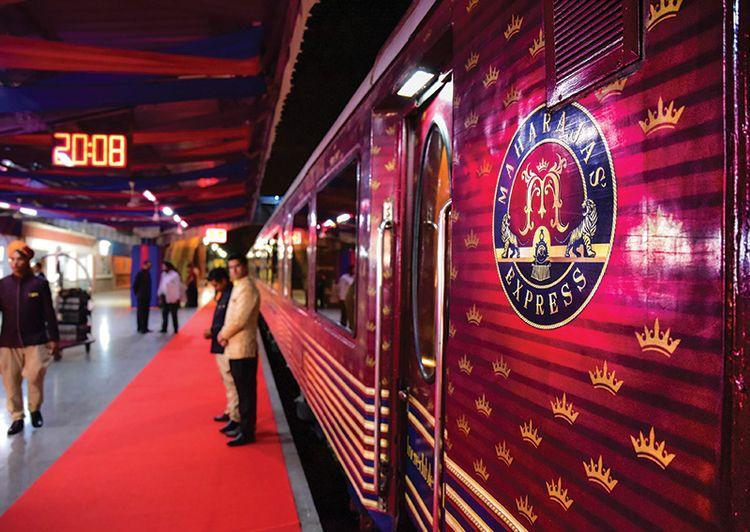 Maharaja Express Train Tour Pac - perfectagratours | ello