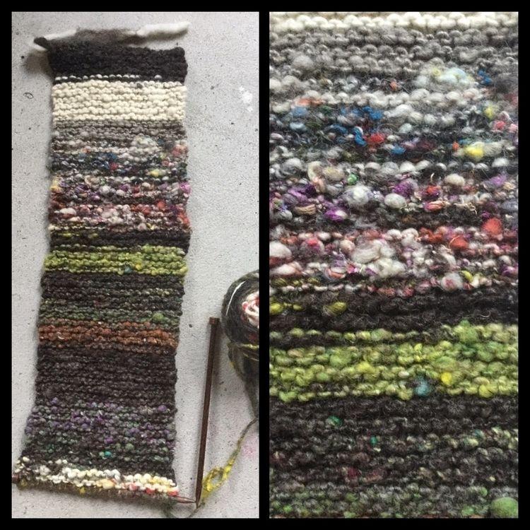 find knitting meditative, quiet - laurabalducci | ello