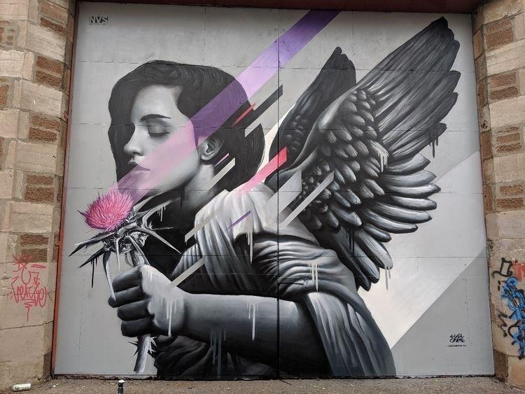 street art Scotland . artworks  - streetart360 | ello