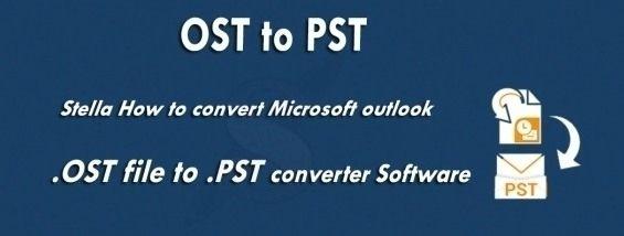 Microsoft OST PST converter sof - danielchrishtan   ello