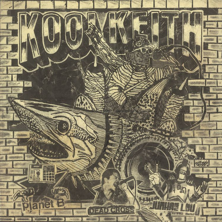 Kool Keith Blast (Prod. Junkaz  - junkadelic | ello