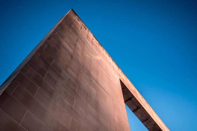 Geometries Blue Sky Emery Reves - 75centralphotography   ello
