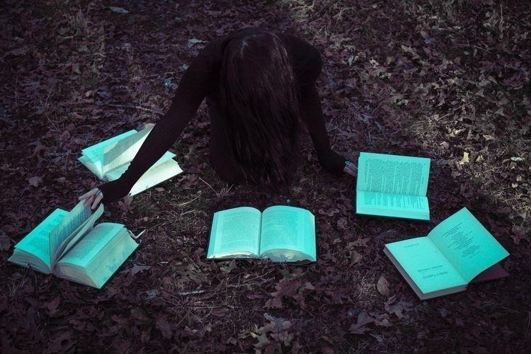 Summoning  - occult, darkart, facelessportrait - hbarnetphoto | ello