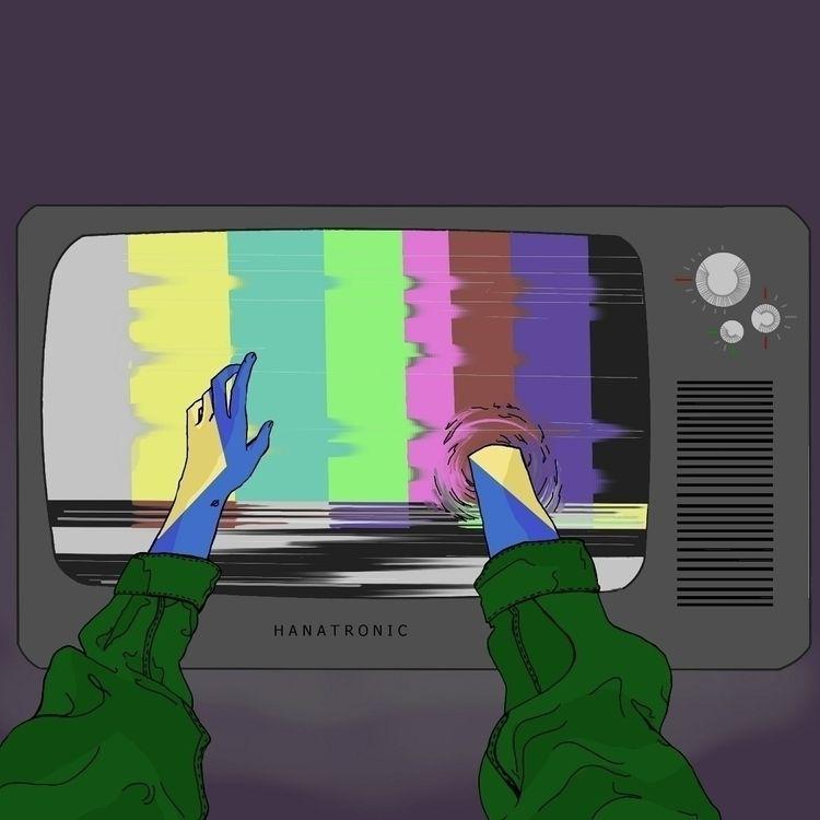 enter~ - art, drawing, digital, digitalart - monas-ghost   ello