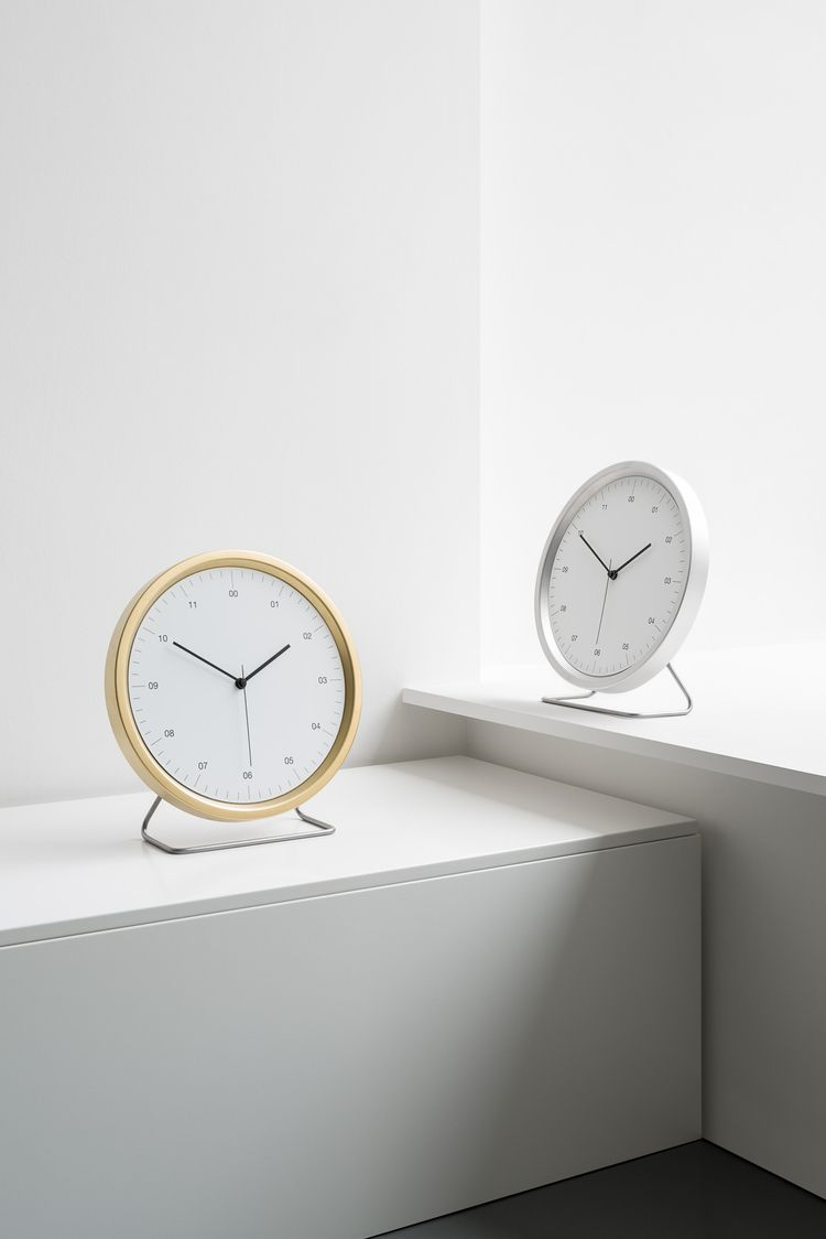 Gold Silver. Series clock Instr - mure | ello