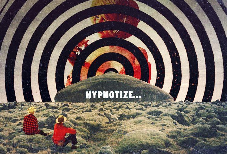 Hypnotize (2019) Instagram - vintagecollage - jordanleewade | ello