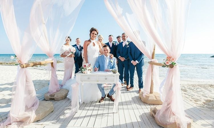 planning wedding, beach themed  - thecupule | ello