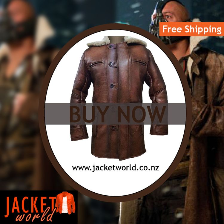 Tom Hardy Bane Coat DCs Darknes - jasonbmanuel | ello