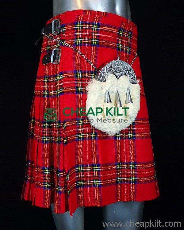 Royal Stewart Tartan Kilt kilt  - betheliza | ello