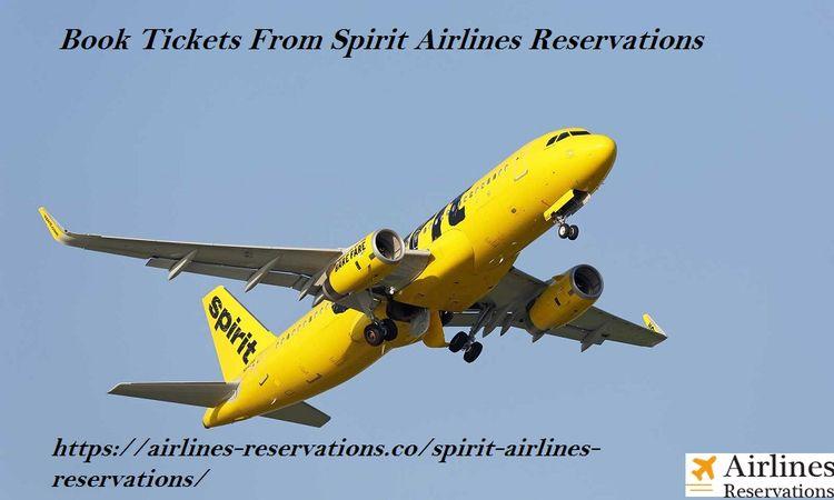 Spirit Airlines customers Reser - airlinesreservation | ello