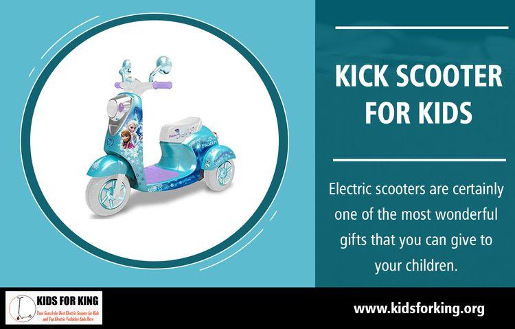 kick scooter kids gift child gr - motorcycleforkids | ello