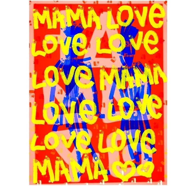 HAPPY MOTHERS DAY Buy Print:rai - tammygissell | ello