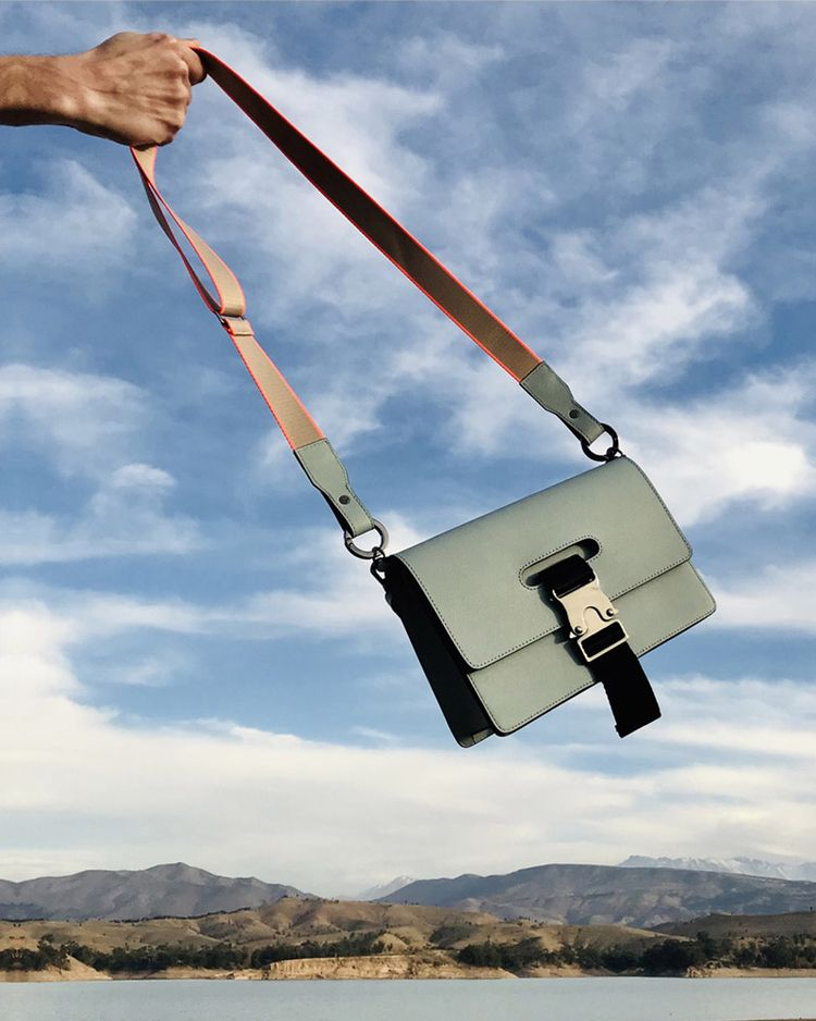 ANTWERP LABEL YNGR LAUNCHED BAG - enfntsterribles | ello