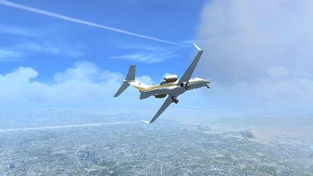 انواع شبیه سازهای پرواز دو نوع  - irfly   ello