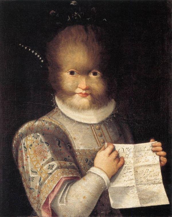 Lavinia Fontana: Portrait Anton - arthurboehm   ello