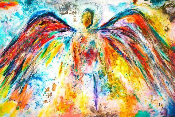 Visit website handmade painting - ivanguaderrama1 | ello