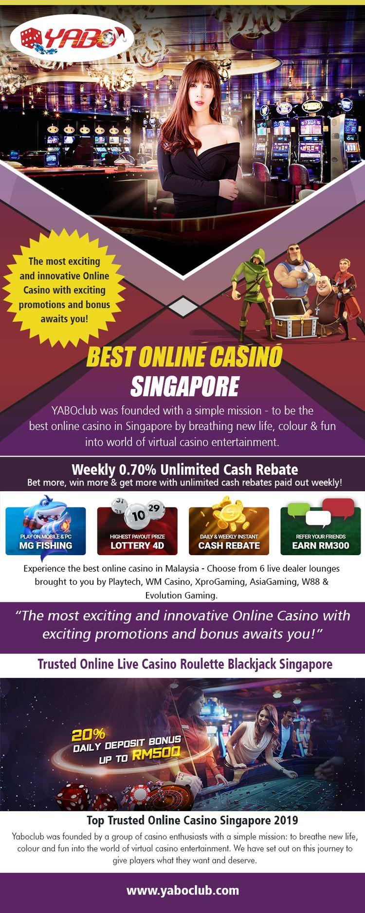 Casino Singapore offers abundan - sportsbetmalaysia | ello