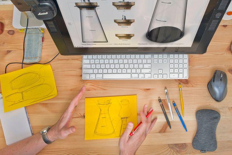 Desk Insight James Owen creativ - jamesowendesign | ello