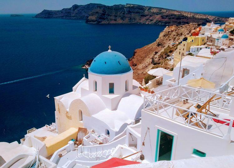 Santorini, Greece - santorini, greece - mairoularissa | ello