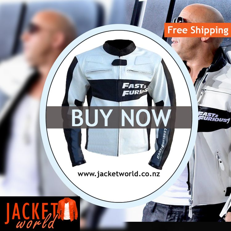 Dominic Toretto Leather Jacket  - jasonbmanuel | ello