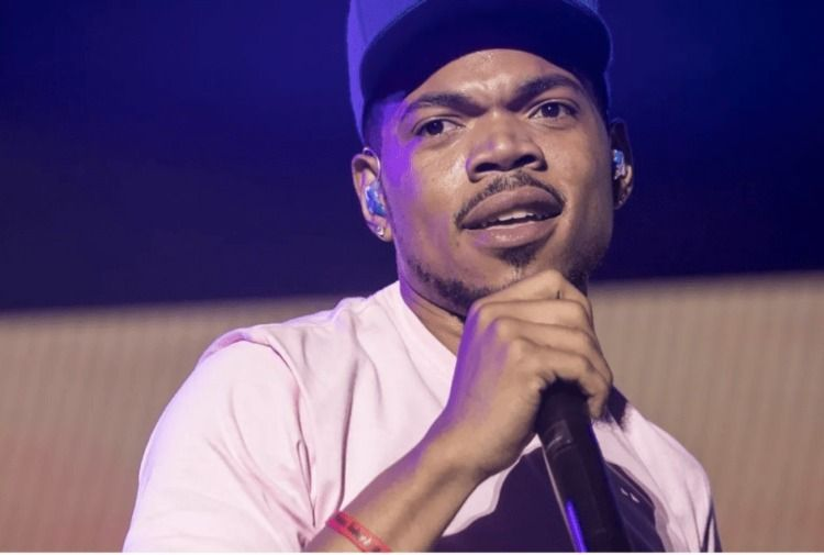 "Hear Chance vibrant song ""GRoCE - thissongissick 