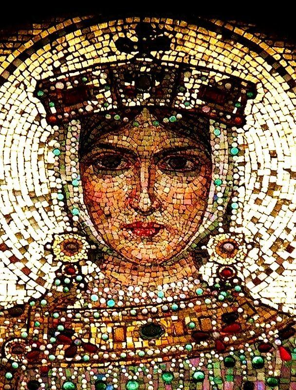 Depiction Roman Empress Aelia E - zorrojacques | ello
