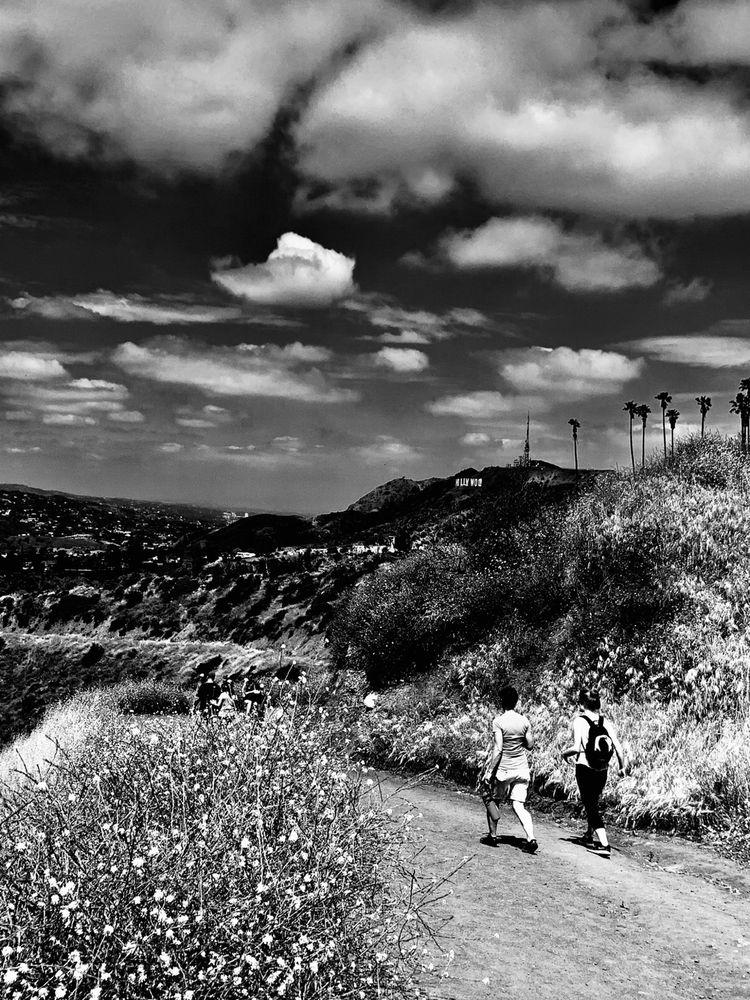 hollywoodsign, hike, losangeles - heewhoo | ello